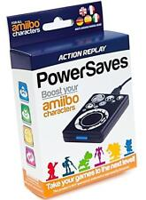 Datel PC Action Replay amiibo powersaves para Nintendo Wii-U 3ds 2ds amiibo-personaje