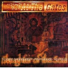 At The Gates - Slaughter of the Soul CD/DVD Edition + bonus tracks, like new