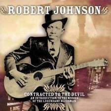 Contracted To The Devil - Robert Johnson CD COLUMBIA