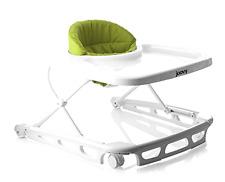 High Chair Spoon Walker Feeding 3 Height Position Non Slip Stair Pads, Greenie