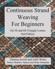 Jewell Theresa-Continuous Strand Weaving For (US IMPORT) BOOK NEU