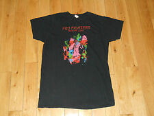 VINTAGE FOO FIGHTERS WASTING LIGHT CONCERT T-SHIRT ADULT M NIRVANA SOUNDGARDEN