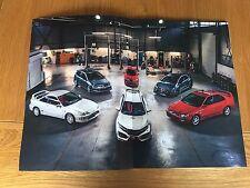 Honda Civic Fn2 Ep3 Fk2 Fk8 Integra Dc2 Accord Type R Book / Magazine