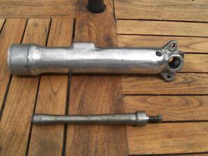 Norton Road Holder Fork Stanchion & Damper Rod