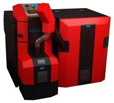 Attack 30 Plus Automático Pelletanlage Con Quemador de Pellets Caldera Biomasa