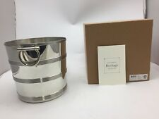 Reed & Barton Heritage Champagne Bucket ** NEW IN BOX**