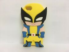 Apple iPhone 5, 5s and SE Wolverine soft silicone protective case/cover.