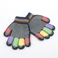 12 Pairs of Magic Gloves Keep Warm Stretchy Skating Gloves Snow Gloves for Girls