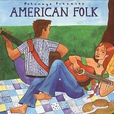 PUTUMAYO WORLD MUSIC Presents American Folk CD Excellent