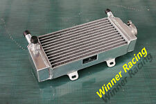 RIGHT aluminum radiator for HONDA CRF250R/CRF250X 2004 2005 2006 2007 2008 2009