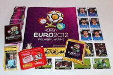 Panini EM Euro 2012 – KOMPLETTSATZ COMPLETE SET + ALBUM + NEUER + ITALIEN
