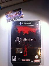 Resident Evil 4 gamecube gc nuovo sigillato Ita NINTENDO RARE NEW