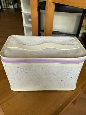 Clinique sparkly vanity case Brand new