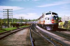 CANADIAN PACIFIC FP-7ABA RAILROAD 8x12 SILVER HALIDE PHOTO PRINT