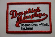 Dropkick Murphys Baseball Logo    EMBROIDERED PATCH IRON OR SEW