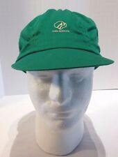 Vintage Girls Scouts green hat with adjustable snapback