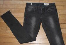 PULL&BEAR  Jeans pour Femme W 26 - L 32 Taille Fr 36  (Réf #Y003)