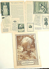 1920 MARY MILES MINTER CLIPPINGS, Picture Play Magazine & Motion Picture Classic