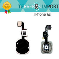 Flex Boton Home Touch ID para iPhone 6s Negro