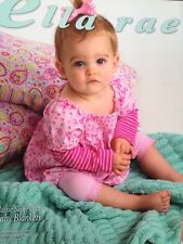 Ella Rae Classic Superwash Baby Blankets - Six Patterns Booklet 103