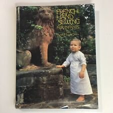 French Handsewing for Infants Vol. 2 by Sarah Howard Stone Hardcover Book Vtg