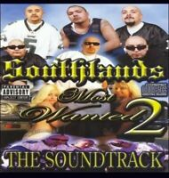 MISTER D /  SOUTHLAND GANGSTERS - SOUTHLAND'S MOST WANTED 2 NEW CD