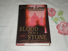 BLOOD FROM A STONE by DONNA LEON  -FM-
