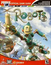 Robots : Prima Official Game Guide by Prima Temp Authors Staff, Levi Buchanan...