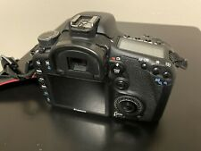 Canon EOS 7D 18.0 MP Digital SLR Camera - Black (Body Only)