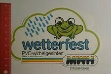 Aufkleber/Sticker: MWH Möbel Ideen wetterfest PVC  wirbelgesintert (20071657)