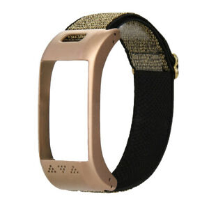 For Garmin Vivosmart HR+ Plus Approach X40 X10 Nylon Sports Fitness Straps Band