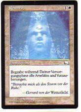 MTG GERMAN WEATHERLIGHT SERENITY NM MAGIC THE GATHERING WHITE RARE ENCHANTMENT