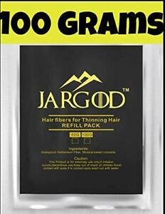 Jargod Hair Fibers Refill Bag-100g-Refill your any existing empty bottle