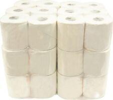 36 x Toilet Roll 2ply Toilet Rolls Restroom Washroom Rolls Bulk 200 Sheets