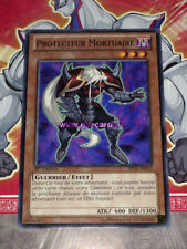 Carte YU GI OH PROTECTEUR MORTUAIRE BP02-FR052
