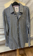 Mens Crew Clothing Shirt Size L