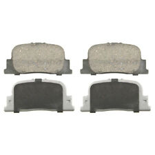 Disc Brake Pad Set-ThermoQuiet Disc Brake Pad Rear Wagner QC835
