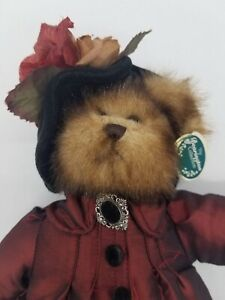 """The Bearington Collection Limited Collectible Series Nicole #1507 Plush 14"""""""
