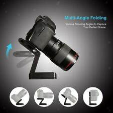 For Canon Nikon Table Top Tripod Head Quick Release Plate Z Pan Flex Tilt