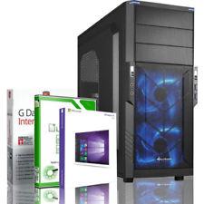 Gamer PC Intel Core i7 XEON 6 Kern 16GB 2TB GTX1050 TI 4GB Windows 10 Komplett