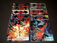Superman Batman Annual 5, plus 71, 72, 73, 84, 86, 87, (2011), DC S2