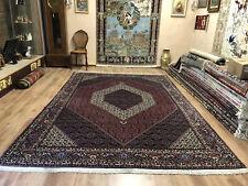 Feiner Perser Teppich Bidjar Tekab Orientteppich Korkwolle 360 x 251 Neuwertig