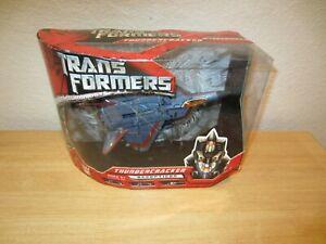 Transformers Hasbro 2007 Movie Voyager Class Decepticon Thundercracker MISB new