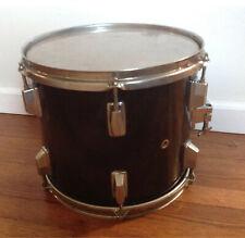 """12"""" Tom Drum, Black, Vintage"""