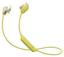 NEW Sony WI-SP600NY In-Ear Wireless Noise Cancelling Stereo Sports Headphones