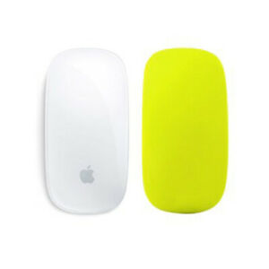Silicone Soft Mouse Case Cover Skin For Apple Mac Magic Mouse