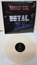 Manilla Road Metal Bone Colored Vinyl LP Record new