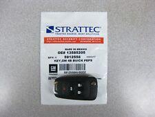 NEW SEALED OEM Buick Logo PEPS Switchblade Flip Key Proximity 5912558 13585205