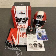Tissot T-Sport T-Race Men's Chronograph Watch T048.417.27.057.08 Nicky Hayden