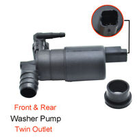 Front Rear Windscreen Wiper Washer Pump For Peugeot Partner Tepee 5008 307 307SW